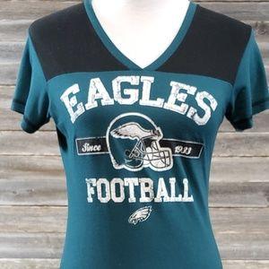 Philadelphia Eagles Women's NFL Team Apparel Shirt